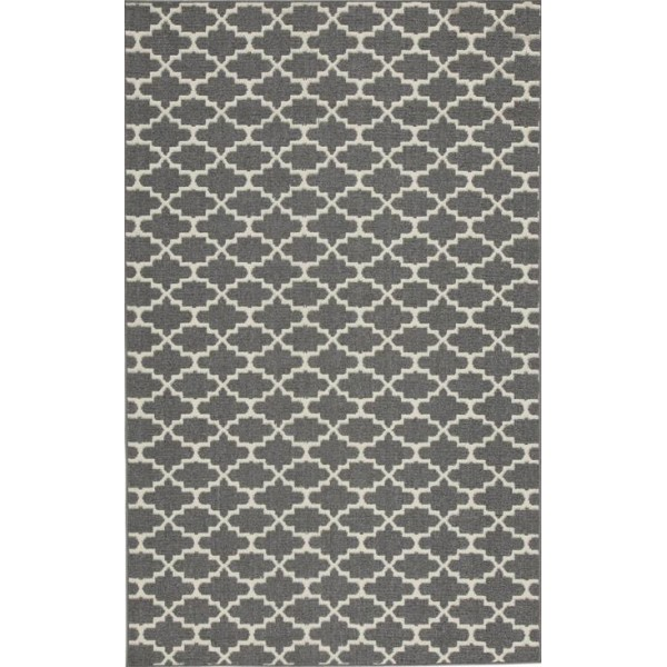R402131 Nathanael Rectangular Large Rug Grey Ashley Furniture
