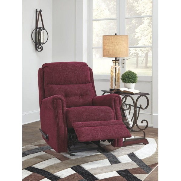 5710727 Penzberg Recliner By Ashley Furniture